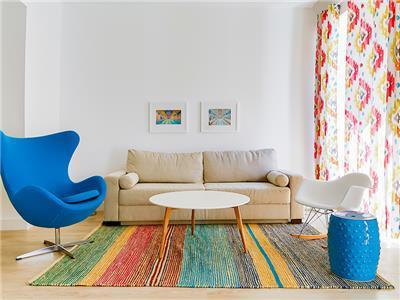 Apartamento un Dormitorio 1 @ UrbanVida La Latina