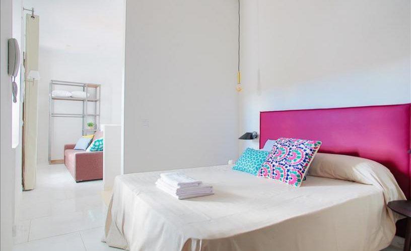 Apartamento 5-Leiva en cordoba urban vida habitacion en planta superior