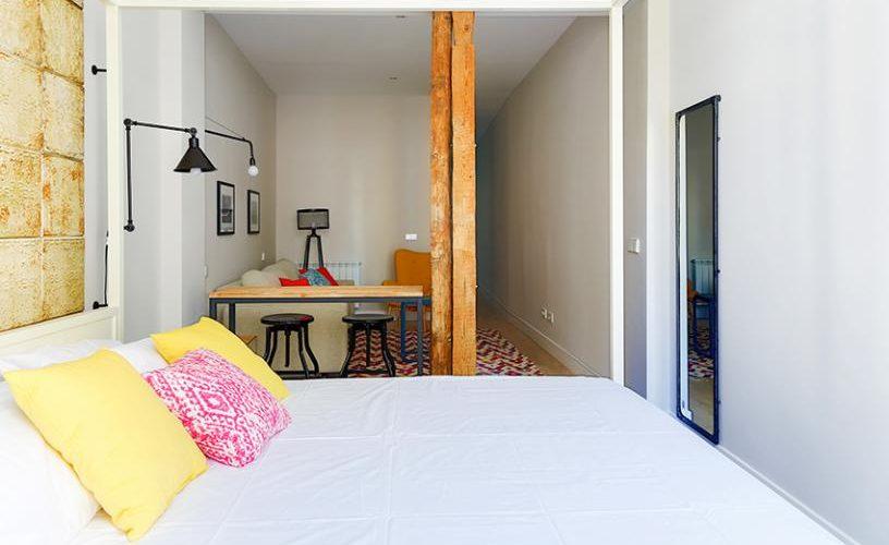 Habitacion en Estudio Loft 2.2 UrbanVida La Latina5