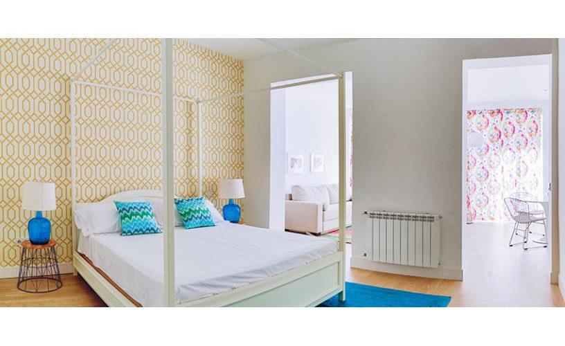 Habitacion en apartamento un dormitorio 1 urbanvida la latina4