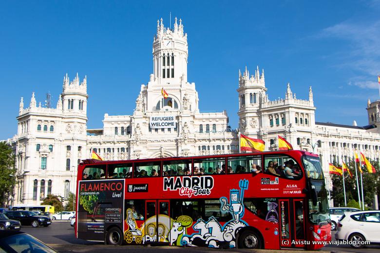Cómo ir del aeropuerto de Madrid hasta el centro de la ciudad