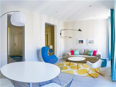 Apartamento un Dormitorio 3 @ UrbanVida La Latina