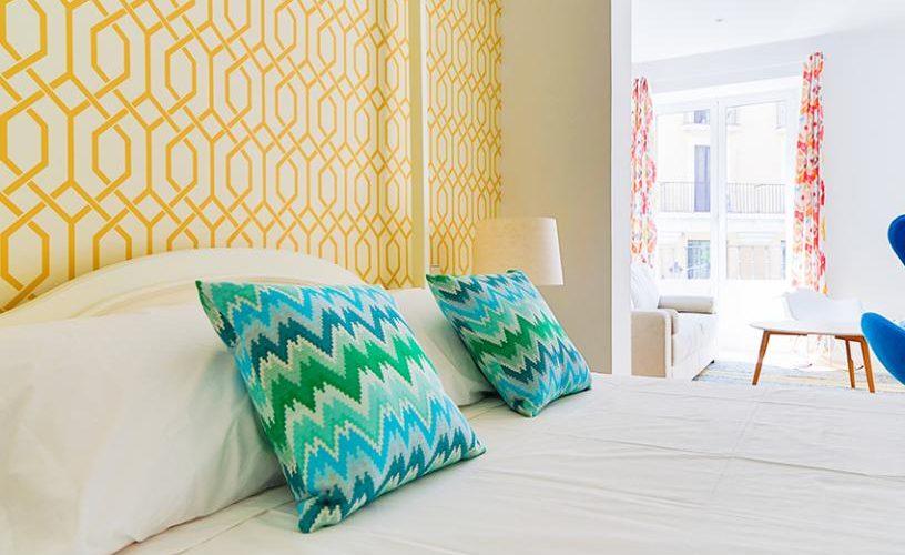 Habitacion en apartamento un dormitorio 1 urbanvida la latina5
