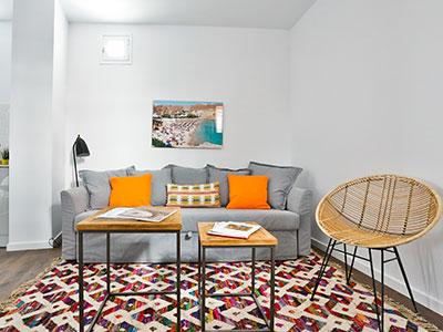 Apartamento Camarón en Calatrava Urban Vida Stays