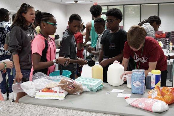 VSU hosts innovative summer leadership program for youth ages 11-13