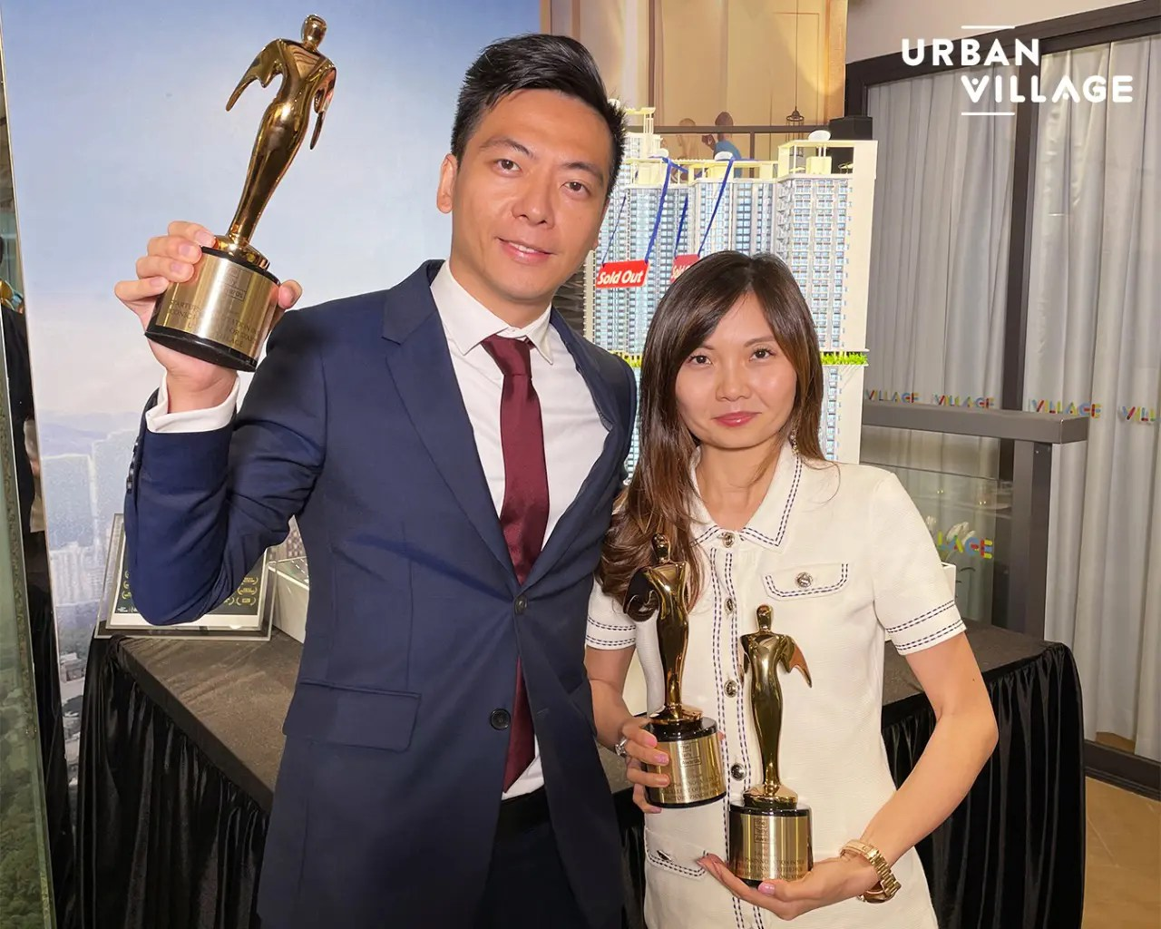 Goldfame Group & Urban Hub Cambodia Claim Four Titles at The Telly Awards 2020