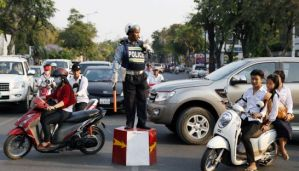 Input floated on traffic law