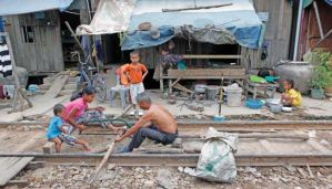 A different world for urban poor