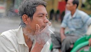 Gov backs initiative for smoke-free Phnom Penh