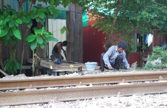 How railway renovations affect local communities
