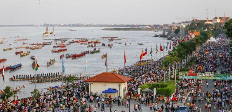City Bans Construction, Trucks for Water Festival
