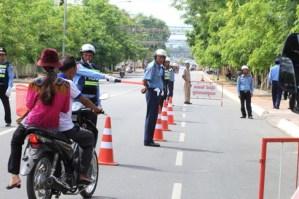 Civil servants told: no helmet, penalties apply
