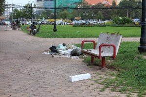 The Garbage Disposal: Phnom Penh's Persistent Challenge