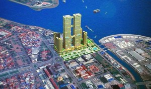 Delay in start to twin tower project but it will go ahead, say officials