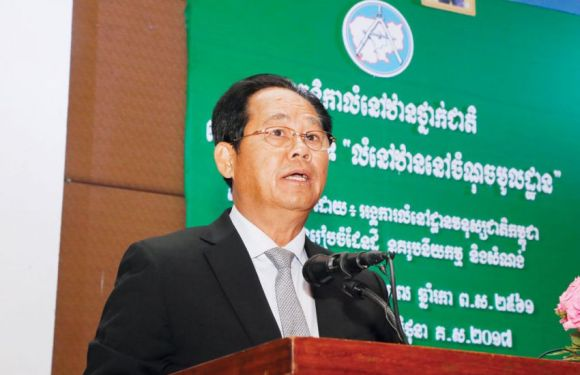 Minister calls for law conformity