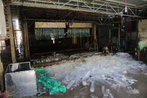 Ice factory shuttered over repeated gas leaks