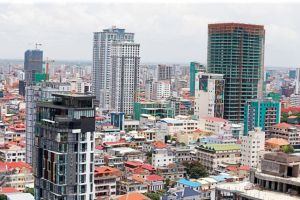 Phnom Penh growing at a rapid rate