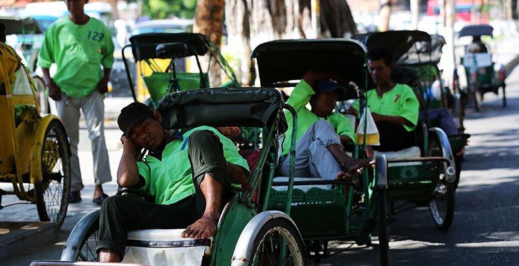 PM to support cyclo drivers