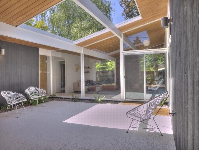 Modern Homes Portland