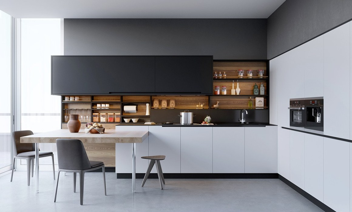 trends in modern kitchens