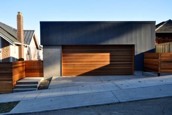 revamped garage doors