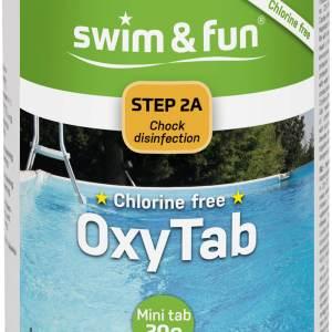 OxyTabs 20 gr.1 kg, Chlorine free 1727 urbanwild