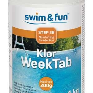 Klor Week Tab 200 g 1kg 1737 urbanwild