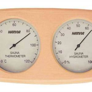 Termometer til sauna