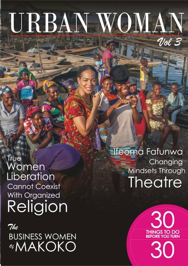 Urban Woman Magazine