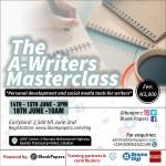 Writers Masterclass