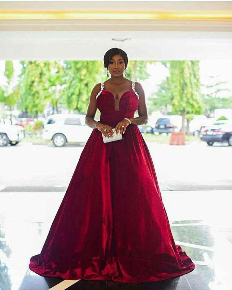 Lota Chukwu dress AMVCA 2018