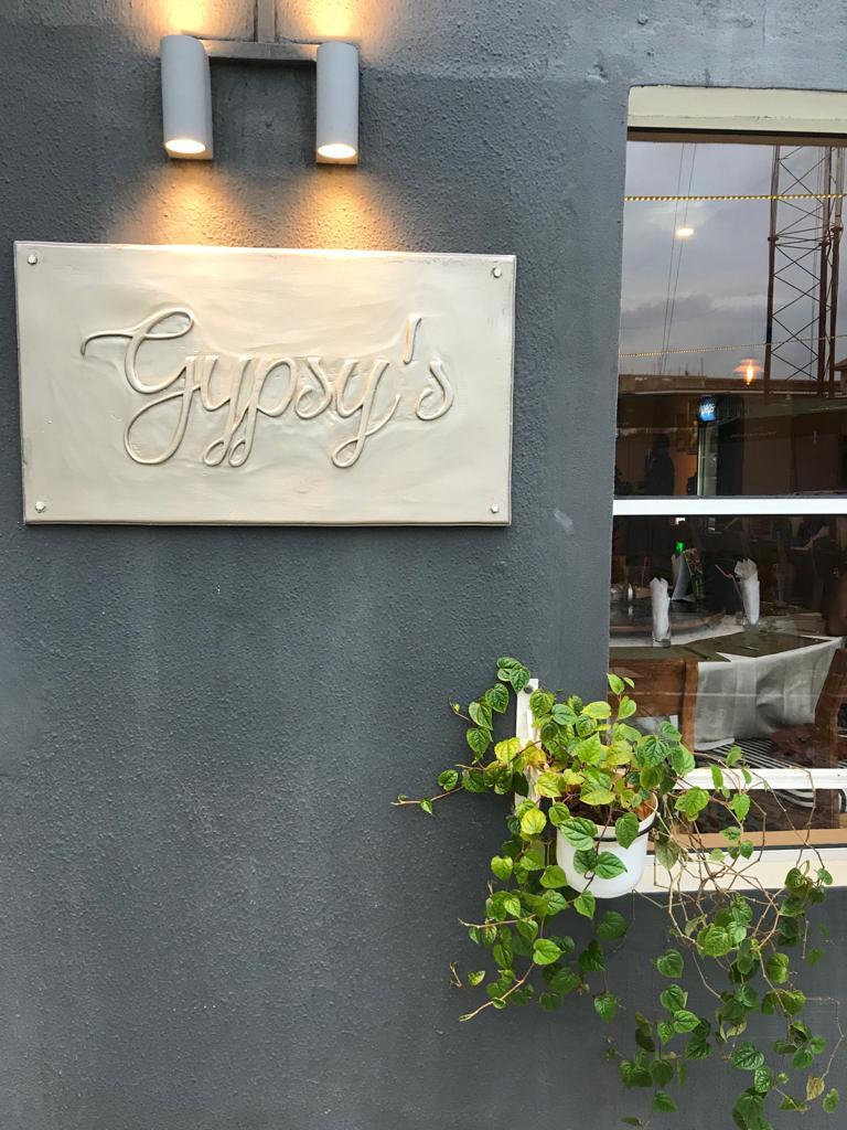 Gypsy's restaurant