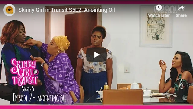 Skinny Girl In Transit Season 5 Episode 2