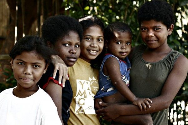 the aeta woman