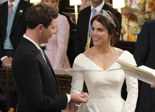 princess eugenie's wedding to jack brooksbank was a social wedding, not a royal wedding