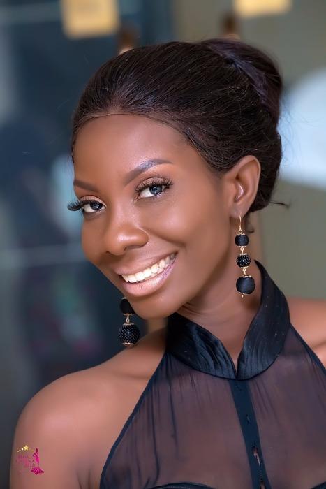 Nana Ama Benson – Miss Ghana