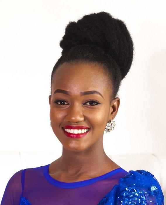 Sarah Tucker – Miss Sierra Leone