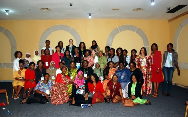 Enhancing Women Participation in the African Space Industry