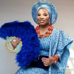MõExquisite statement jewelry on our Lagos bride