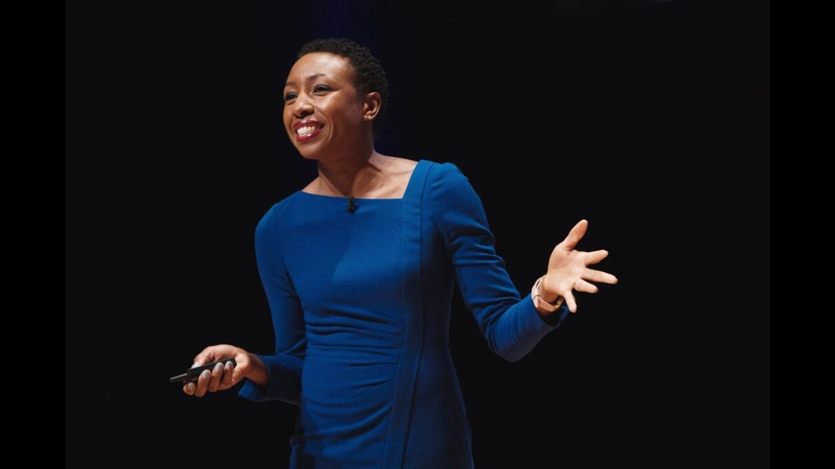 Video: Tiffany Dufu's Drop The Ball Would Teach You All You Need To Know About Time Management