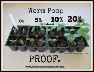 Worm Poop Proof