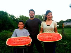 kids-and-watermelon
