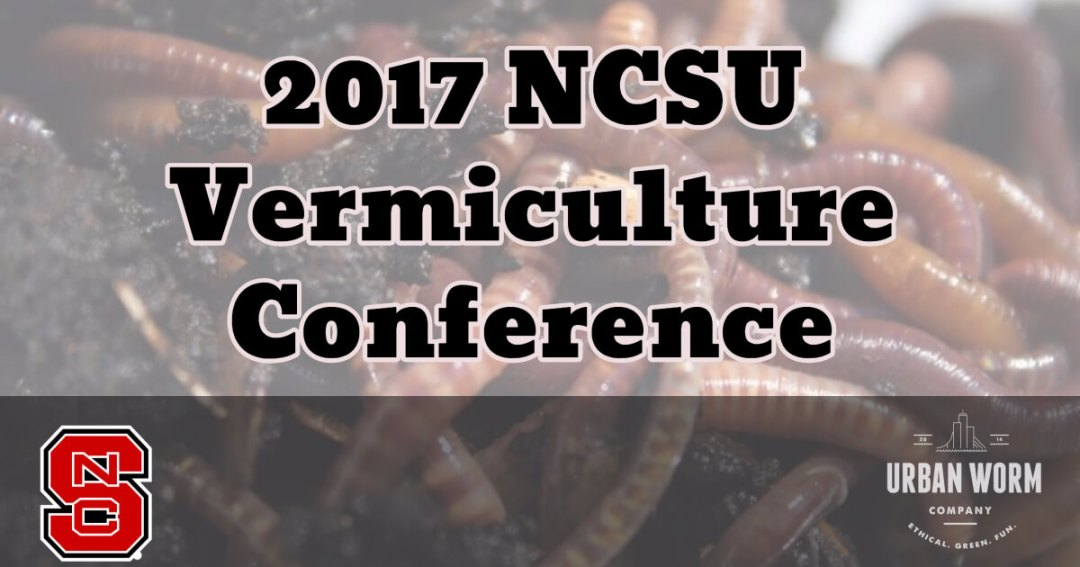 Is the NCSU Vermiculture Conference Doomed?