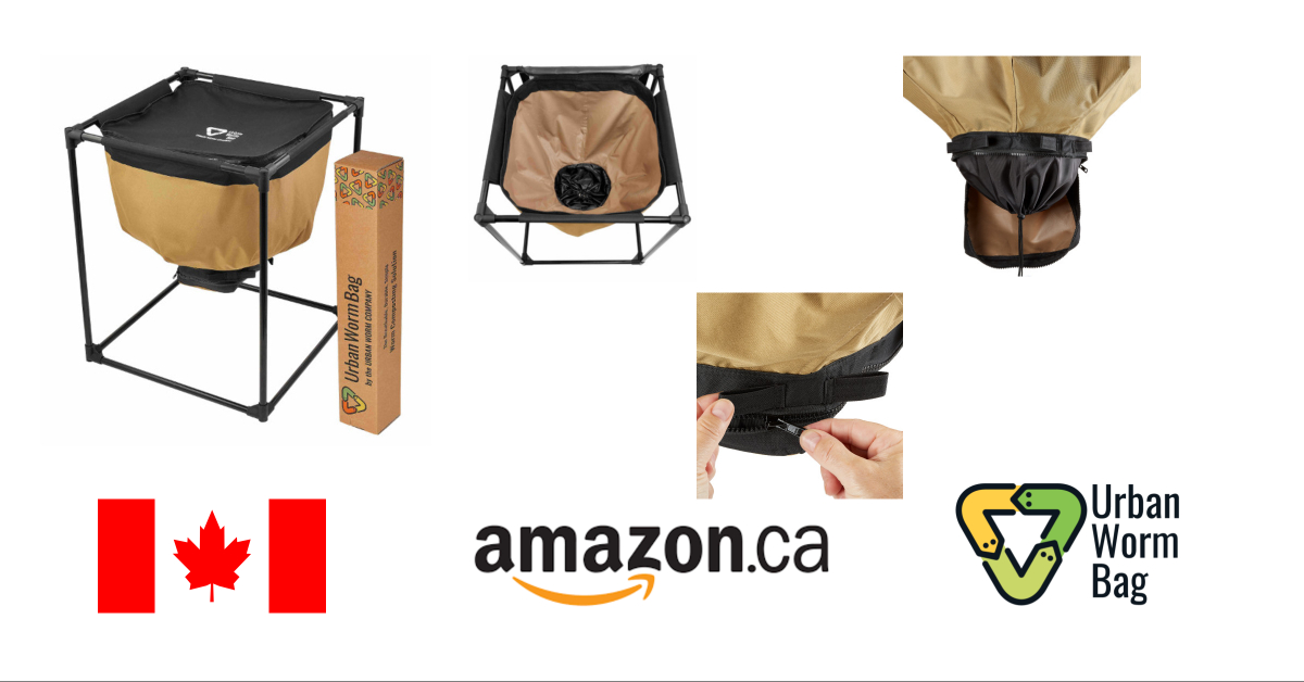The Urban Worm Bag is Coming to Canada!