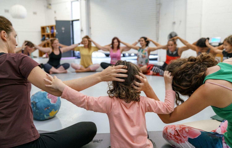 Rainbow Kids Yoga ~ Teacher Training ~ Urban Yoga NZ
