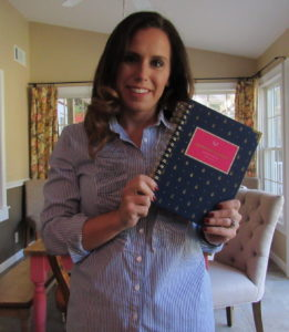 Chelsea with Emily Ley Simplified Planner