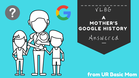 Answering Questions from A Mother's Google History {Vlog}