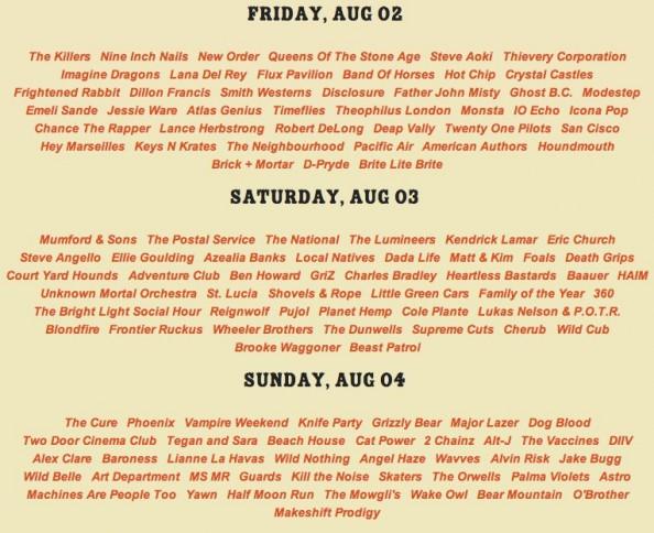Lollapalooza-2013-daily-lineup