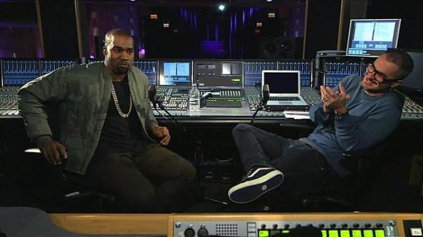 Kanye entrevista Zane Lowe
