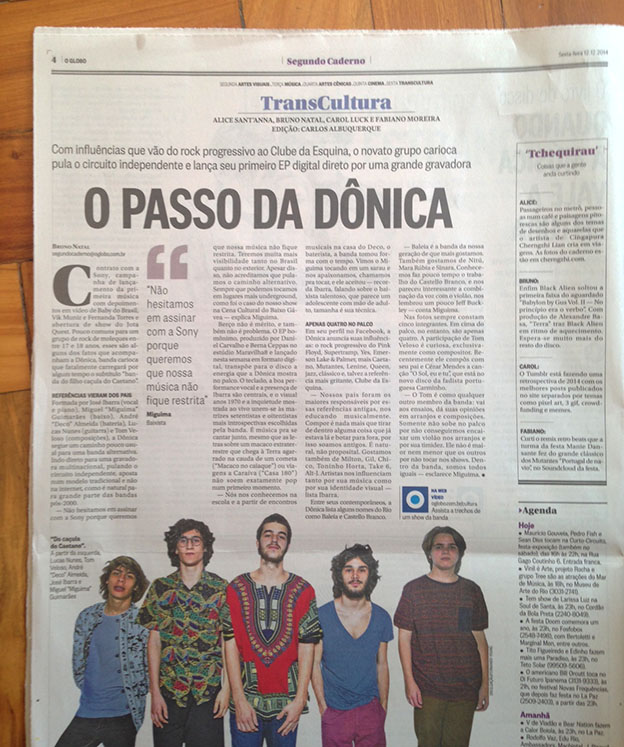 Transcultura_Donica_OGlobo_2014